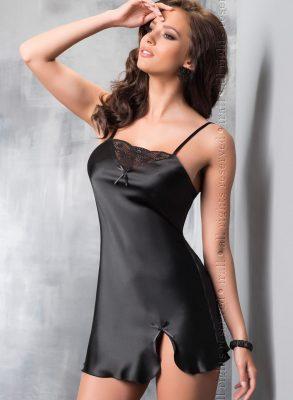 Tara — это классическая сорочка, выполненная из высококачественного итальянского атласа